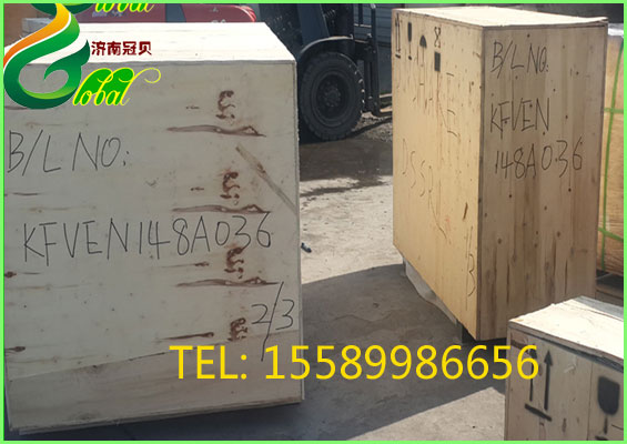墨西哥客户Alejandro成功订购一套简易200公斤木屑颗粒机