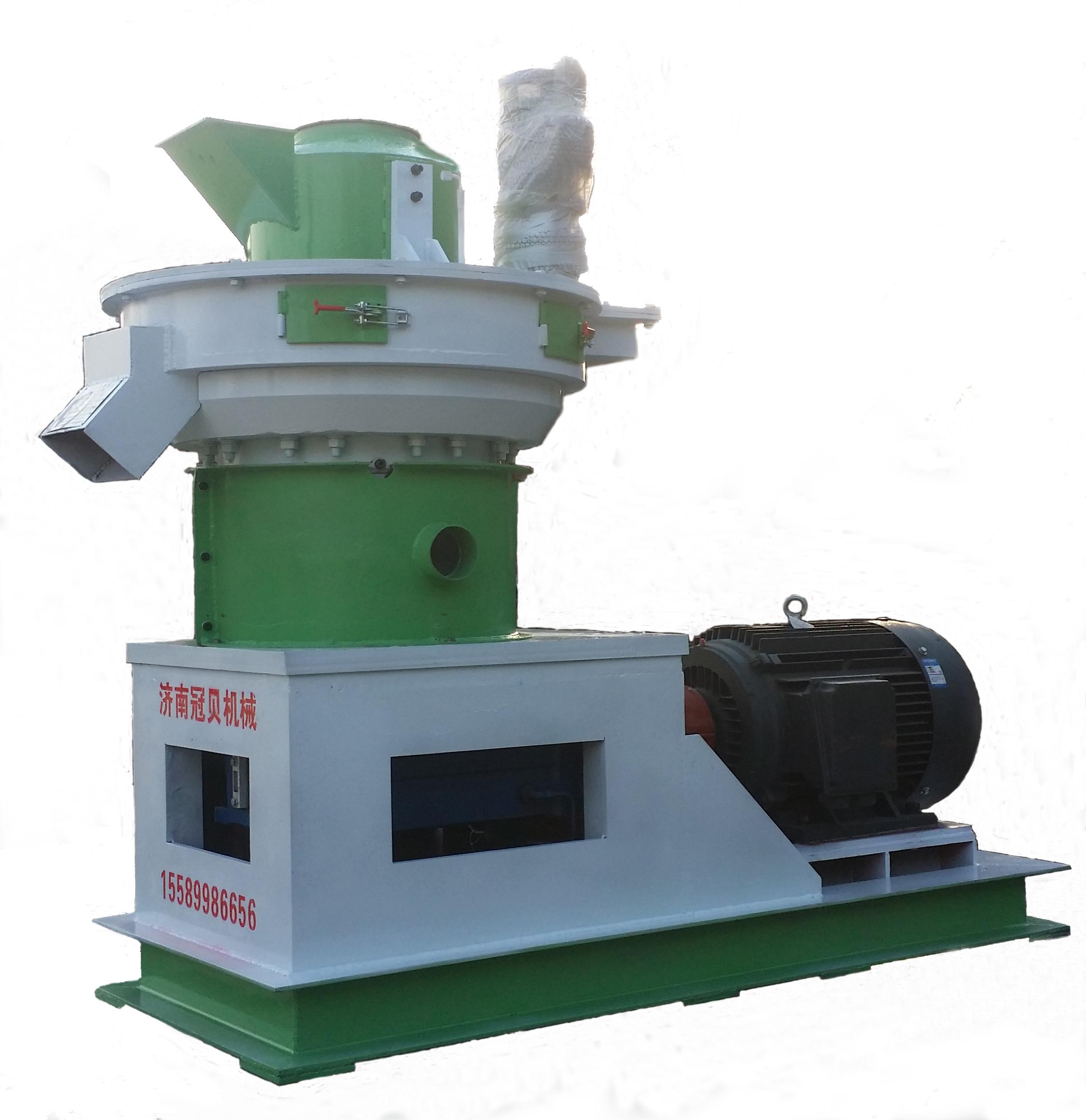 电压高低对木屑颗粒机的影响